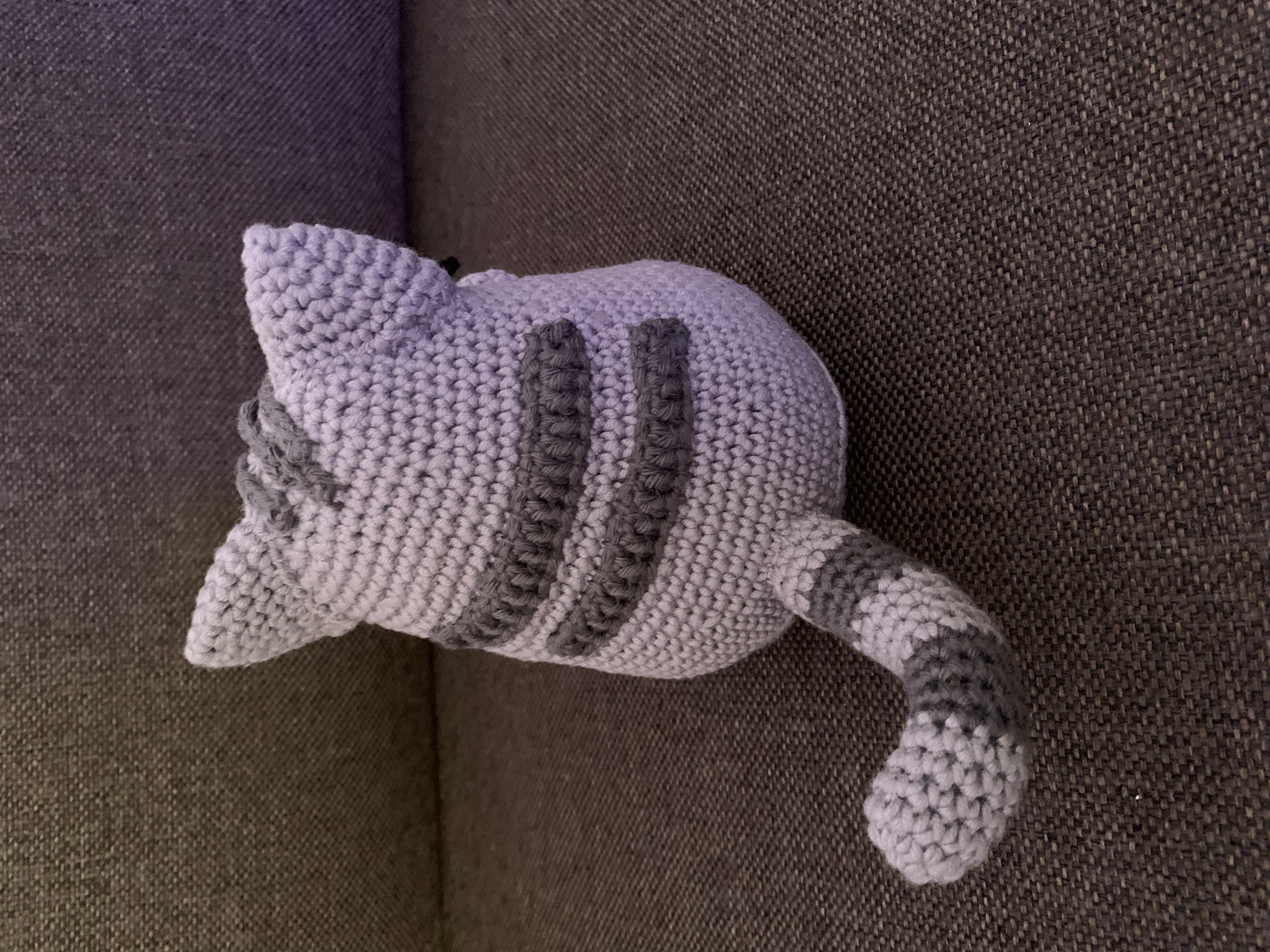 Pastel pusheen Amigurumi pattern - A little love everyday! | 3024x4032